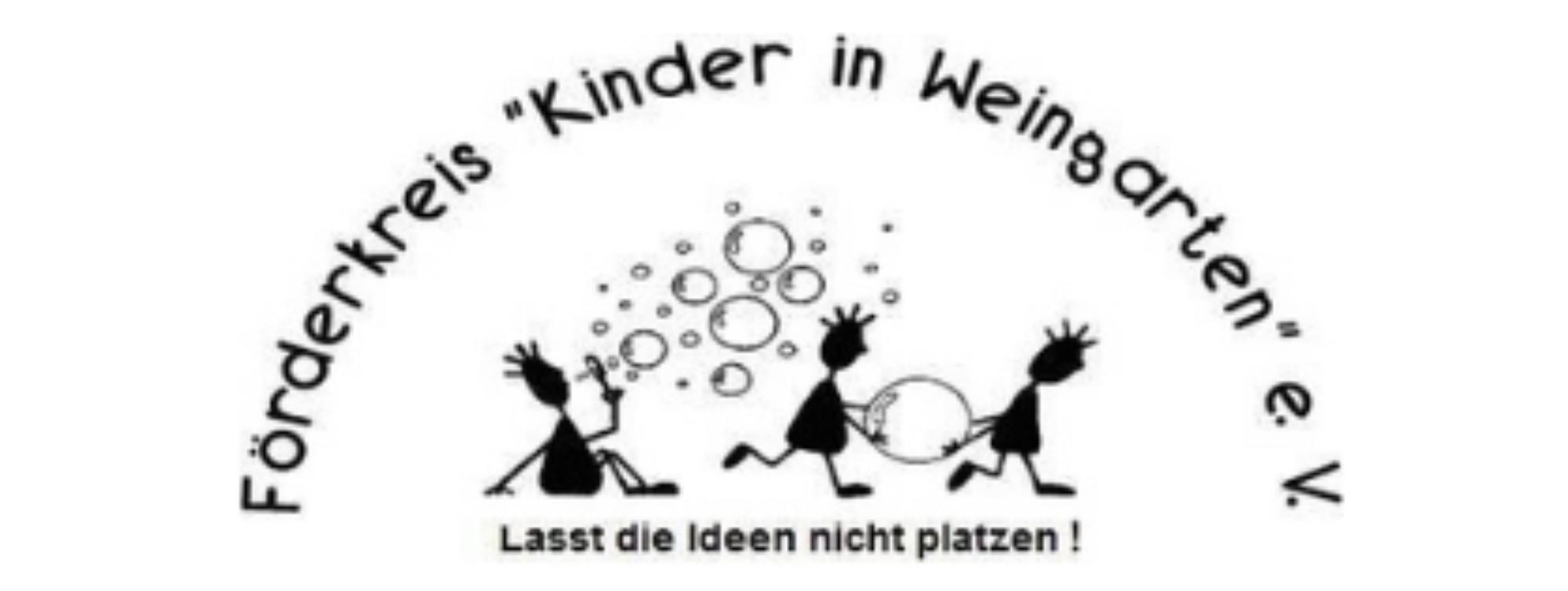 "Förderkreis ""Kinder in Weingarten"" e.V."
